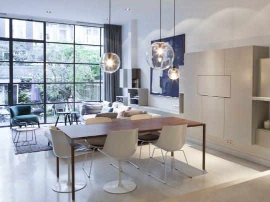 Inspiratie - Interieur decoratie modern appartement ...
