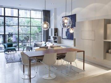 Modern interieur herenhuis het beste van huis ontwerp inspiratie - Hedendaagse interieurs ...