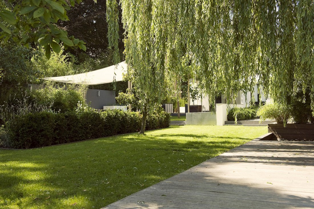 Buytengewoon villatuin nunspeet villatuinen middelgrote en grote