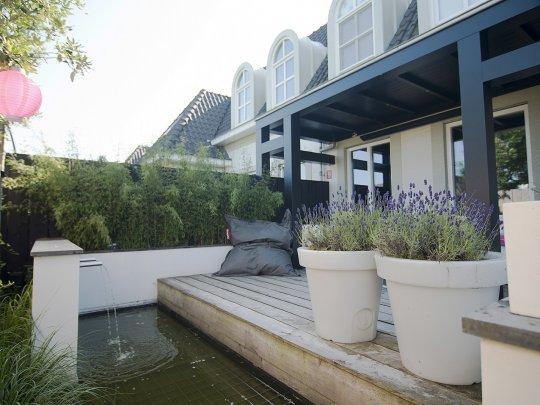 Inspiratie - Veranda modern huis ...