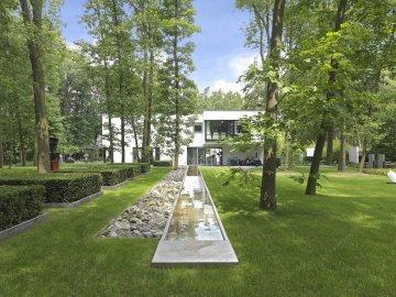 Grote Moderne Tuin : Ideeën en inspiratie voor je tuin walhalla
