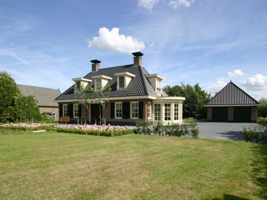 Fabulous with semi bungalow bouwen for Moderne semi bungalow bouwen