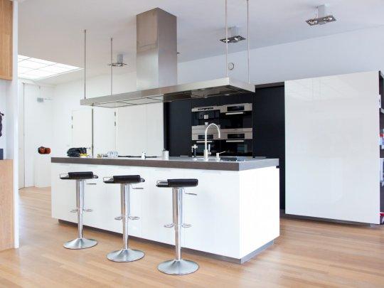 Inspiratie - Moderne keukenbank ...