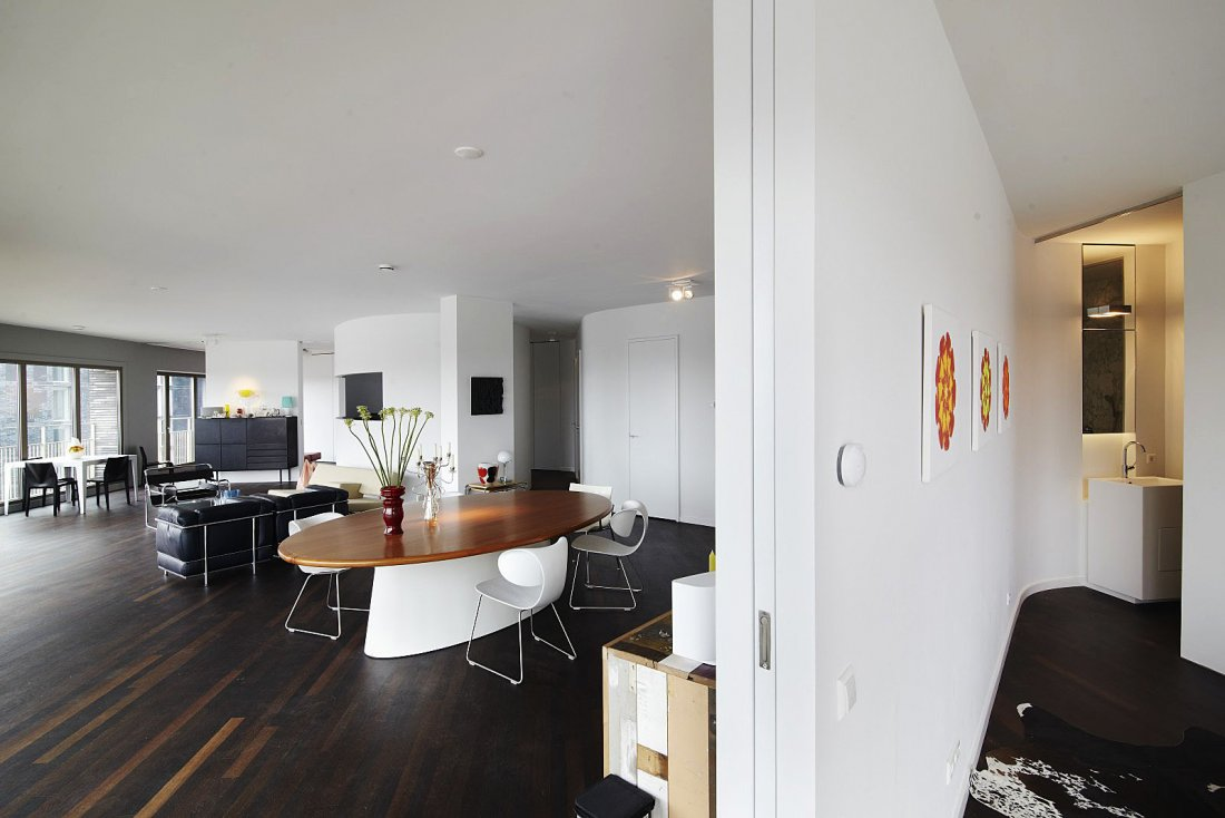 Appartement ODE Wharf