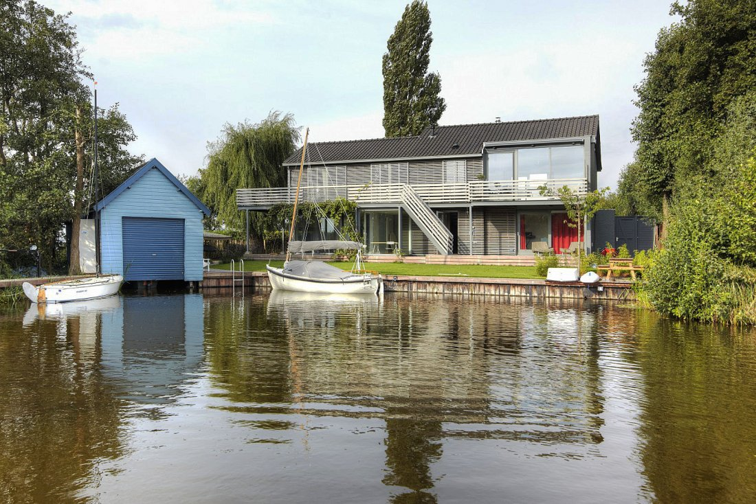 Watervilla Loosdrecht