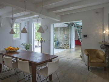 Interieur inspiratie in de stijl landelijk - Interieur eclectique grove design ...