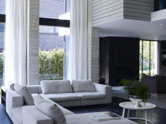 Finse Serene Woonkamer : Inrichting woonkamer modern landelijk
