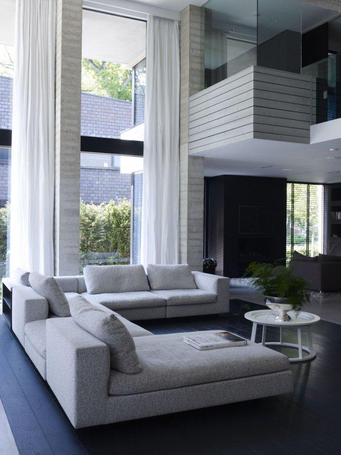 Modern interieur met beton - walhalla.com