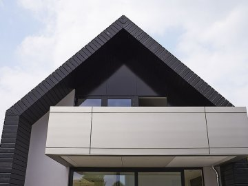Idee n en inspiratie voor je gevel - Moderne uitbreiding huis ...