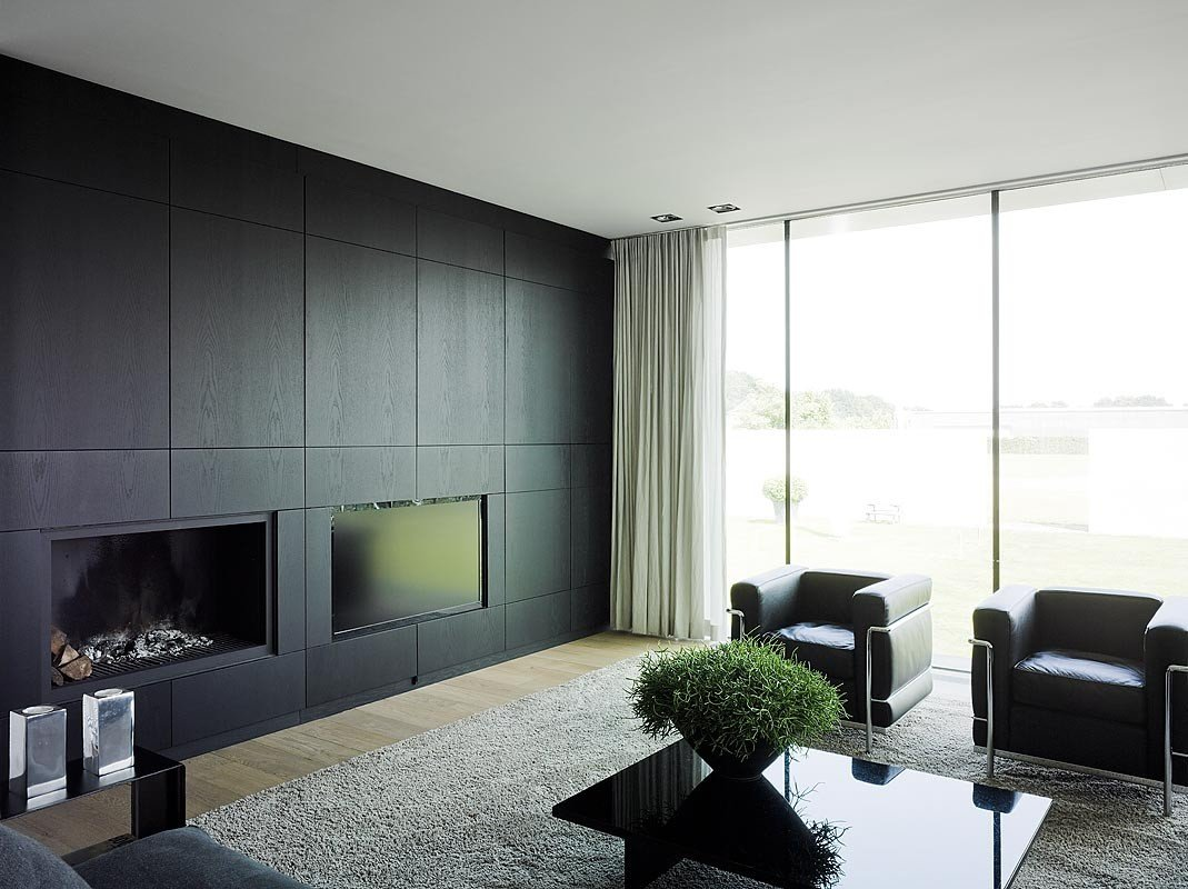 Modern huis design interieur for Interieur moderne design
