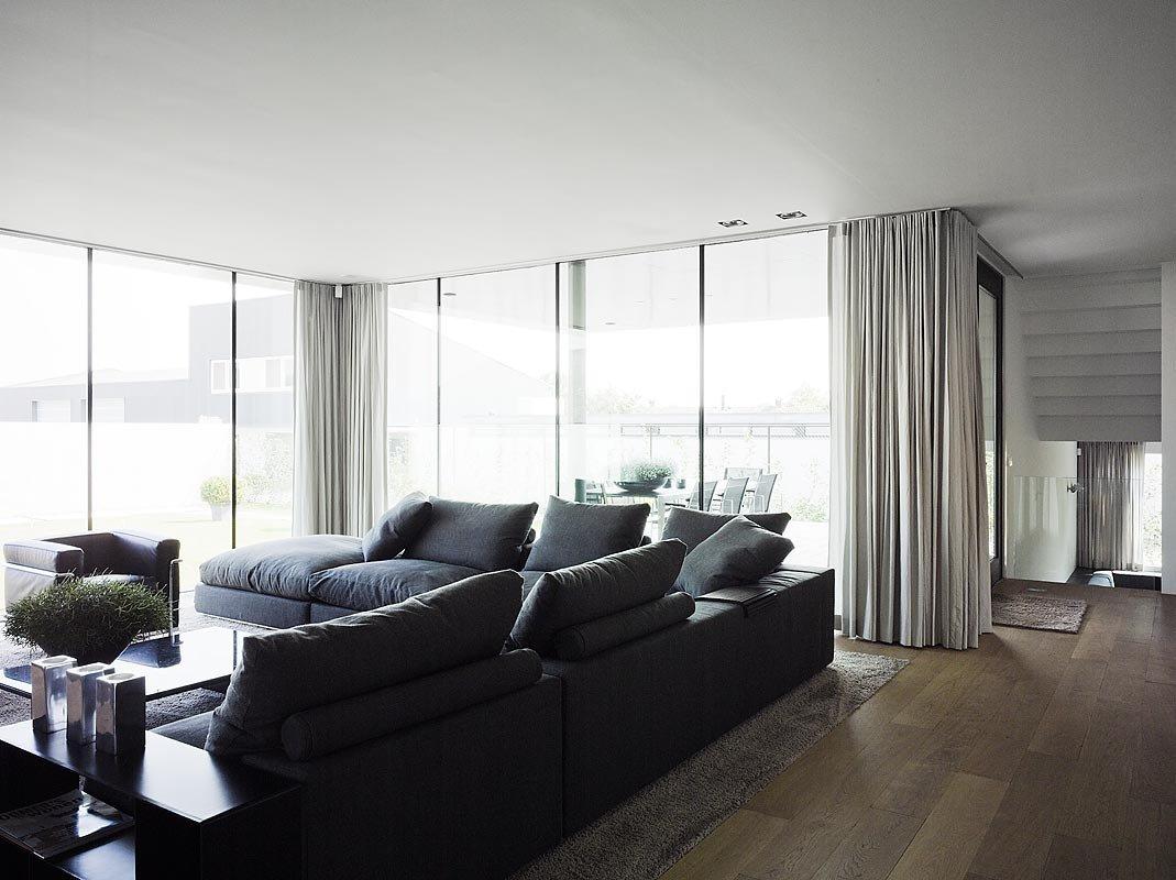 Modern romantisch interieur for Interieur design huis