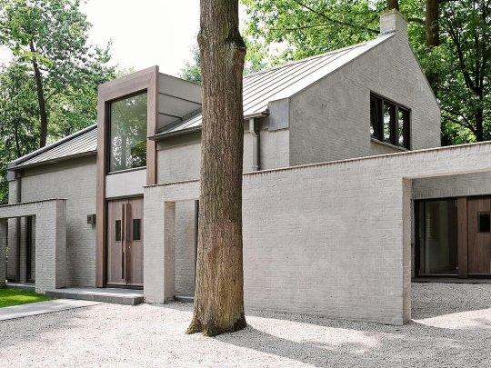Idee n en inspiratie voor je gevel - Exterieur modern huis ...