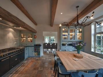 Interieur inspiratie in de stijl landelijk - Keukenmeubelen platteland ...