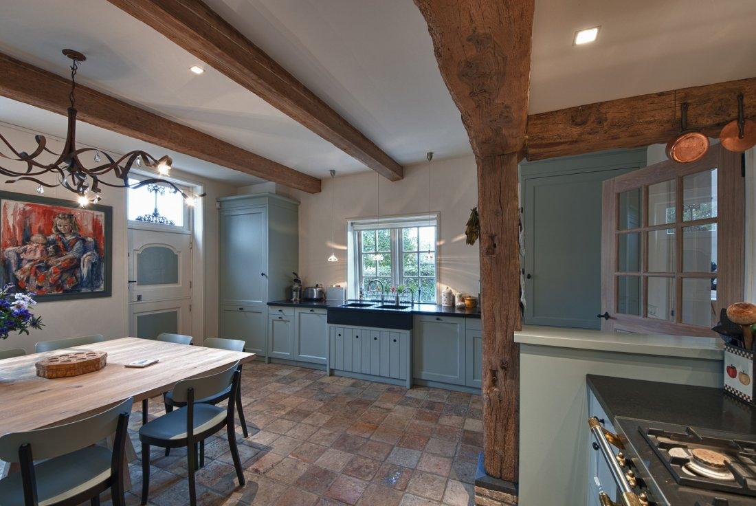 Landelijke keuken for Interieur inspiratie