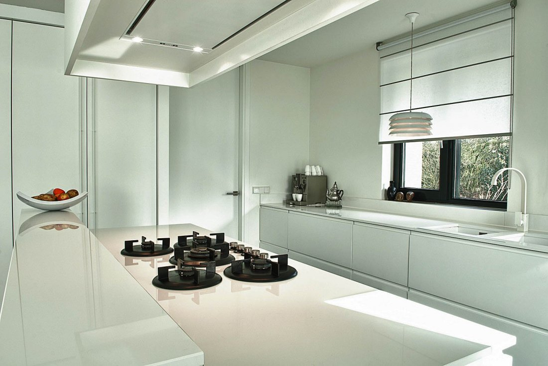 Design Witte Keuken : Witte design keuken walhalla com