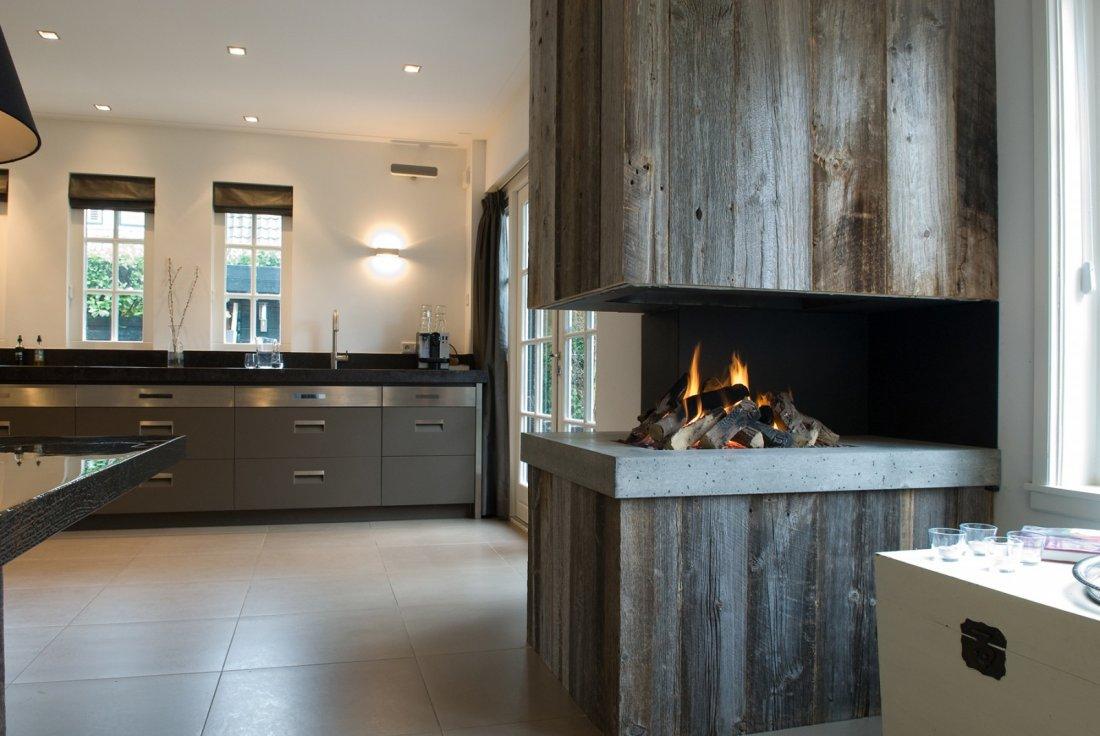 Open Keuken Inspiratie : Stoere open keuken walhalla