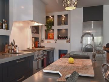 Beton Keuken Stoere : Eiken keukens populairste houtsoort voor keukens