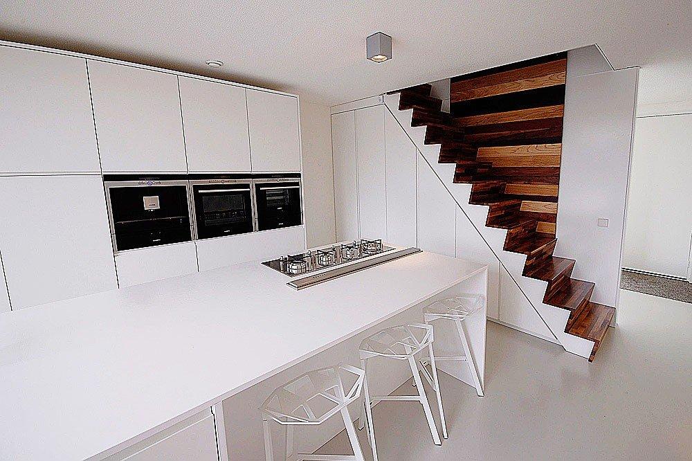 Minimalistisch interieur met design klassiekers walhalla.com