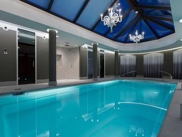 Idee n en inspiratie voor je zwembad - Zwembad interieur design ...