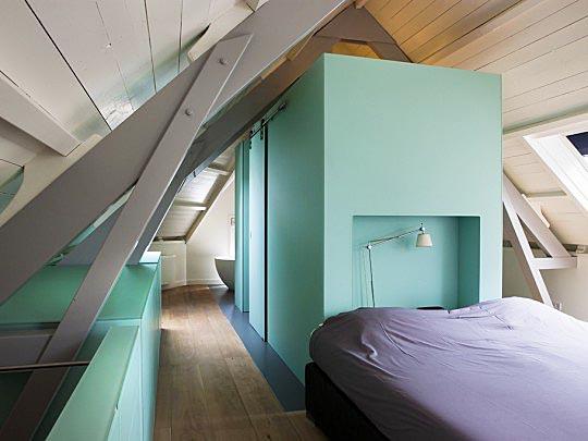 luxe bad en slaapkamer