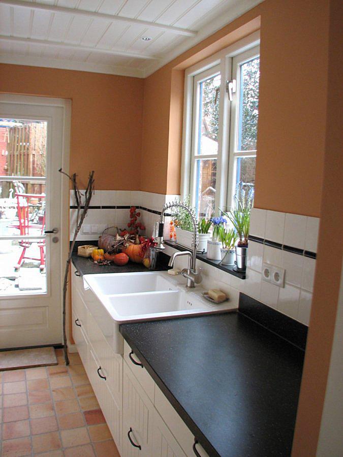 Aanbouw Keuken Landelijk : Landelijke bijkeuken, uitbouw aan woning – walhalla.com