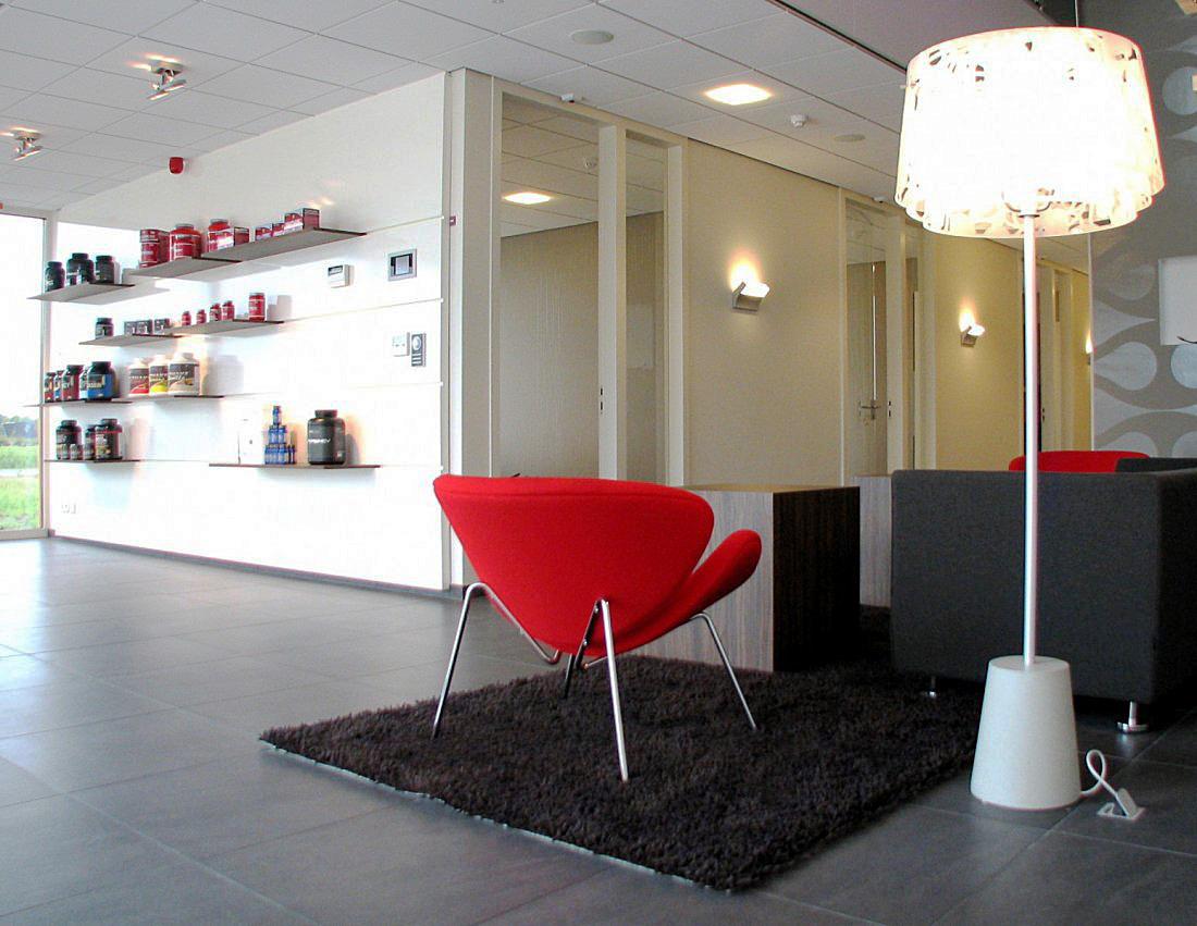 Modern Kantoor Interieur : Modern kantoor interieur walhalla