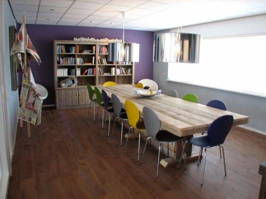 Eetkamer Ideeën : Interieur inspiratie in de stijl industrieel ...