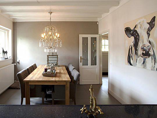 Eetkamer inspiratie inspiratie eetkamer stoel riviera maison home center wolvega - Eetkamer interieur decoratie ...
