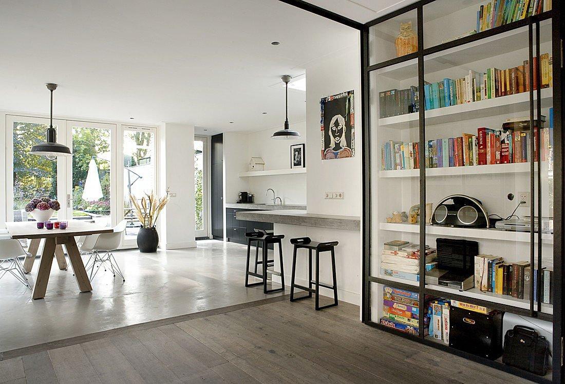 Moderne kamer en suite kamer en suite 3 0 for Interieur verfkleuren
