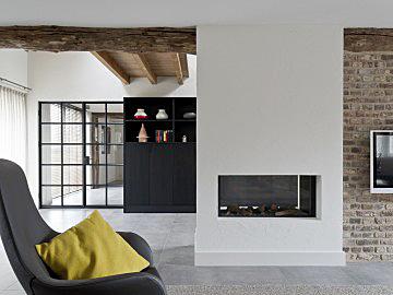 Interieur inspiratie in de stijl industrieel for Interieur ideeen living