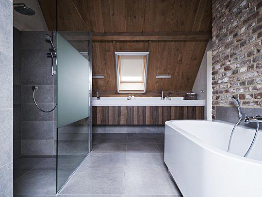 Idee n en inspiratie voor je badkamer for Boerderij interieur ideeen