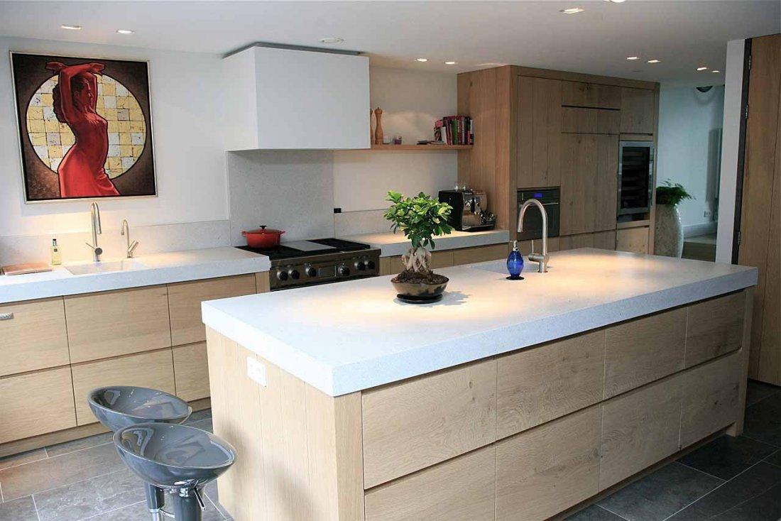 Appartement amsterdam for Interieur keuken ideeen