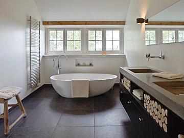 Interieur inspiratie in de stijl landelijk for Landelijk strak woonkamer
