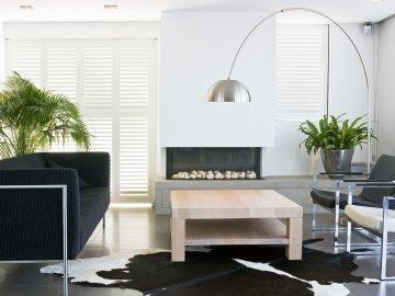 Interieur inspiratie in de stijl modern for Moderne woonkamer inrichting