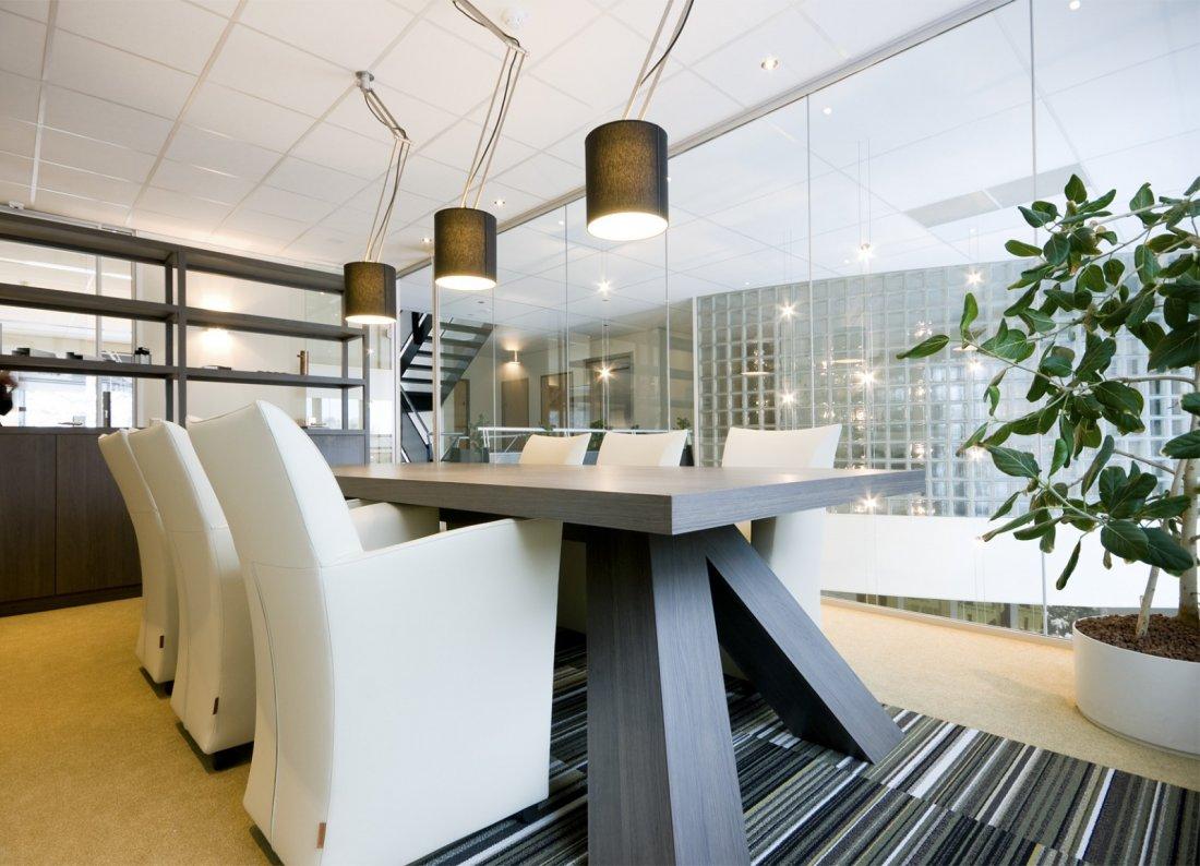 3500m2 kantoor interieur for Interieur bedrijf