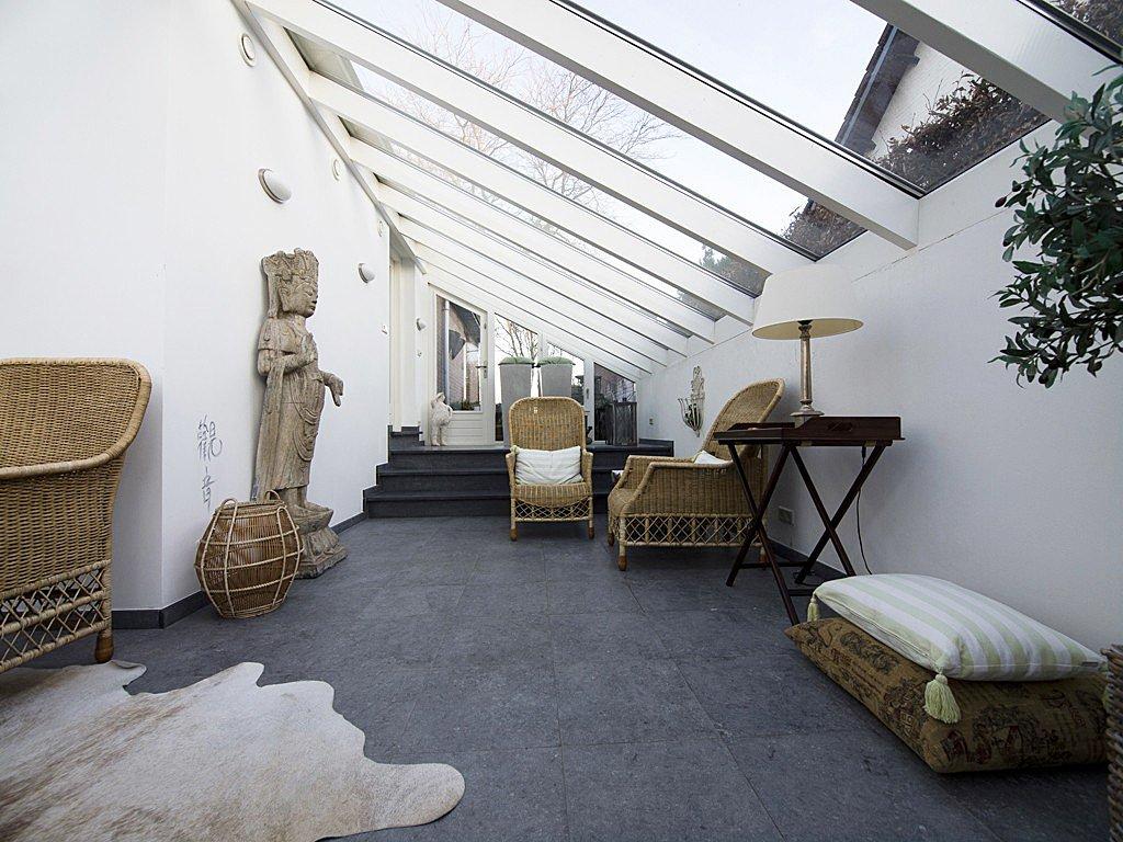 aanbouw serre villa. Black Bedroom Furniture Sets. Home Design Ideas