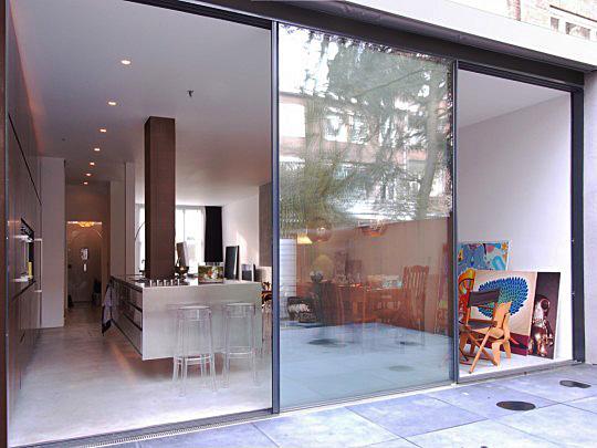 Interieur inspiratie in de stijl industrieel for Herenhuis interieur