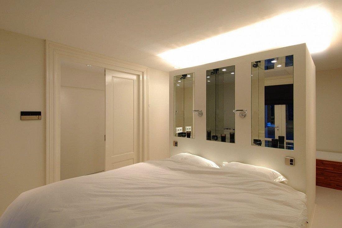 Pied a terre te amsterdam - Foto kleine moderne badkamer ...