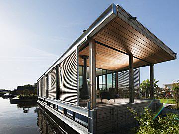 Idee n en inspiratie voor je gevel - Architectuur staal corten ...