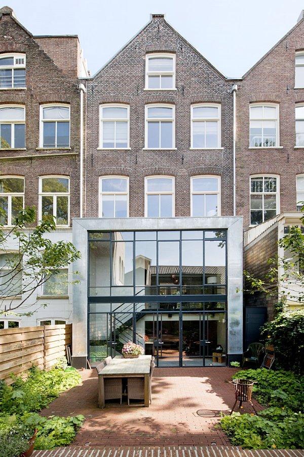 Complete verbouwing en inrichting herenhuis - Huis mezzanine ...