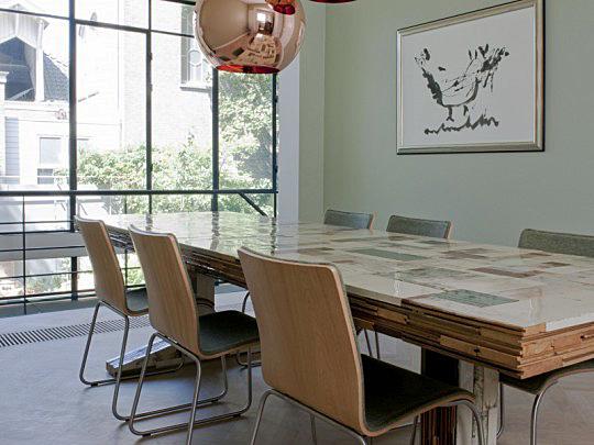 Interieur inspiratie in de stijl karakteristiek for Inrichting herenhuis