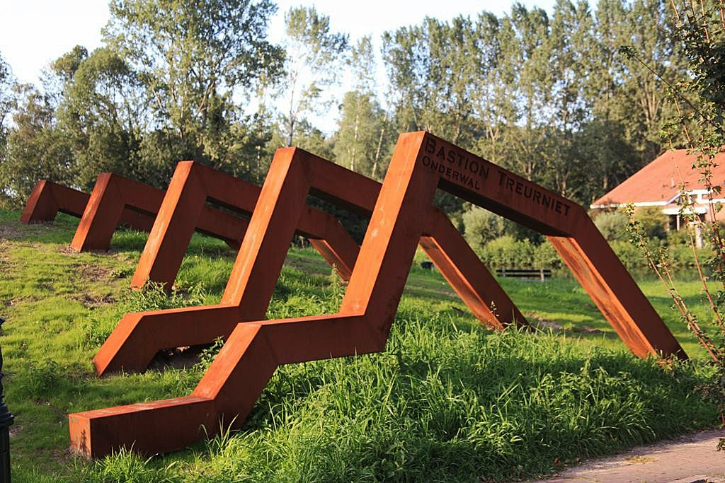 Kunstobjecten Voor Tuin : Tuin met kunst walhalla