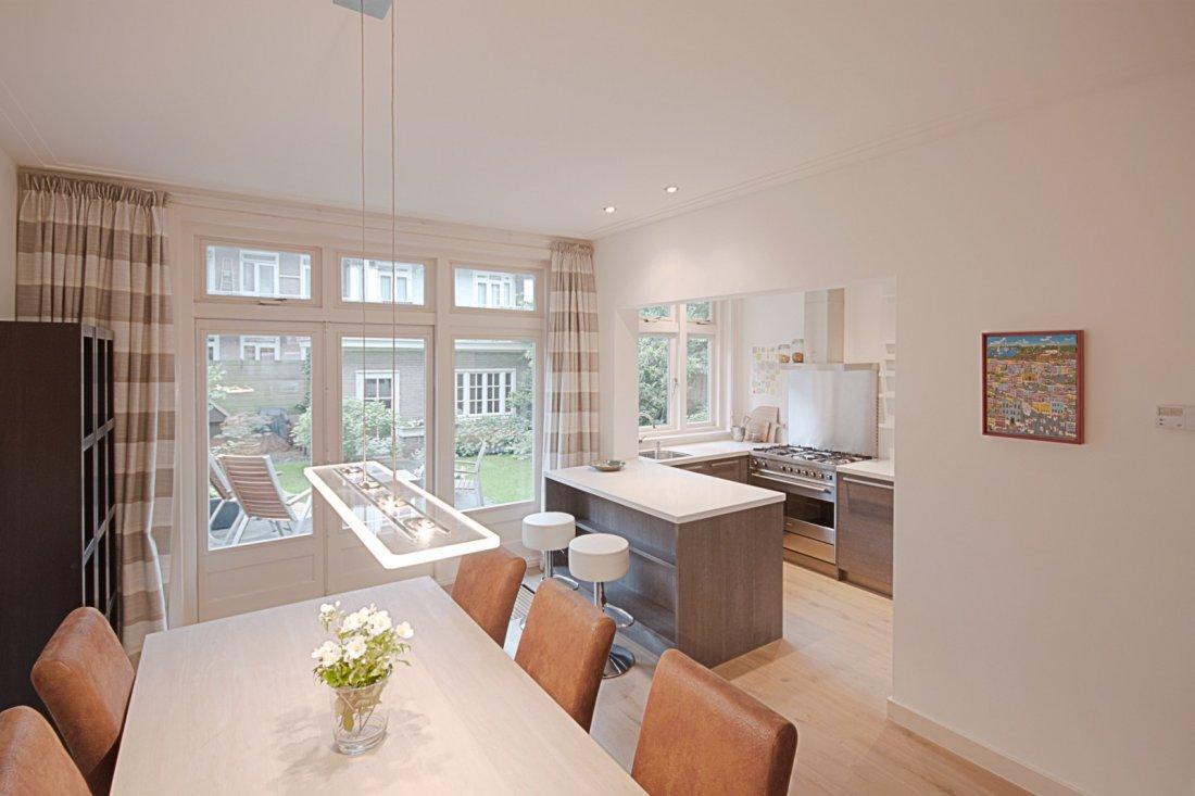 Jaren idee woonkamer 30 - Open keuken idee ...