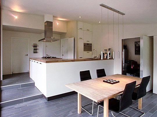 Idee n en inspiratie voor je eetkamer - Uitbreiding huis glas ...