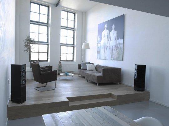 Interieur inspiratie in de stijl design - Interieur decoratie modern hout ...