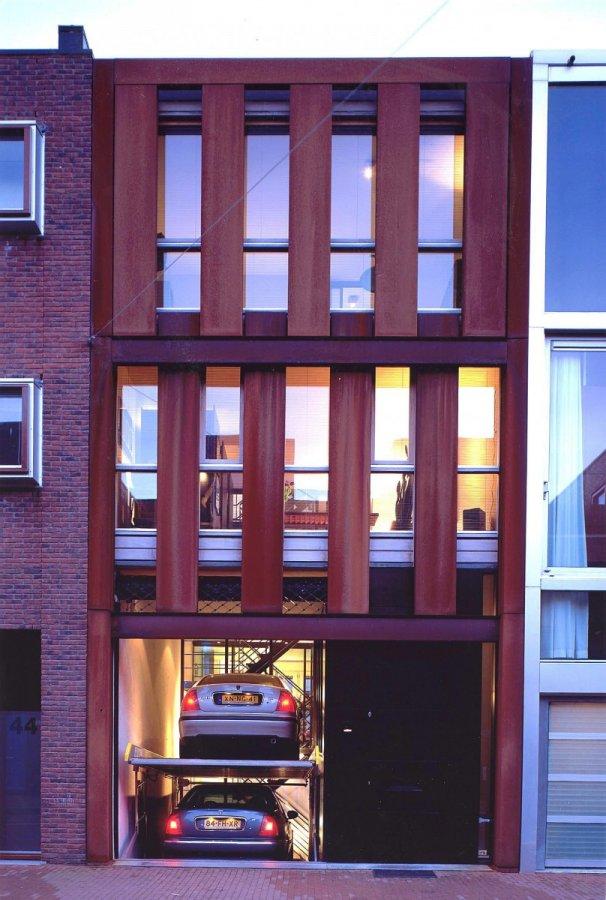 Moderne gevel modern interieur for Moderne stijl gevel