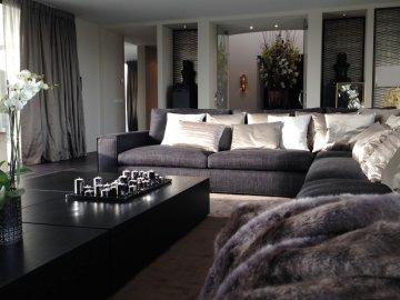 interieur inspiratie in de stijl glamour. Black Bedroom Furniture Sets. Home Design Ideas