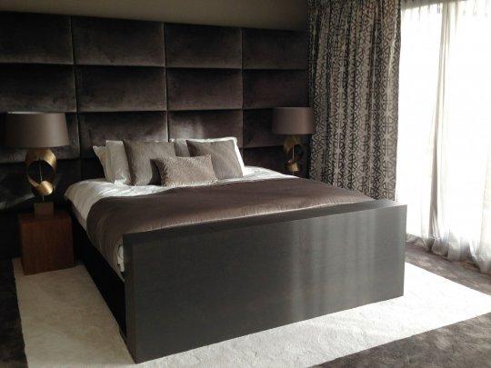 Idee n en inspiratie voor je slaapkamer - Mooie eigentijdse badkamer ...