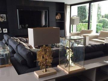 Interieur inspiratie in de stijl glamour - walhalla.com