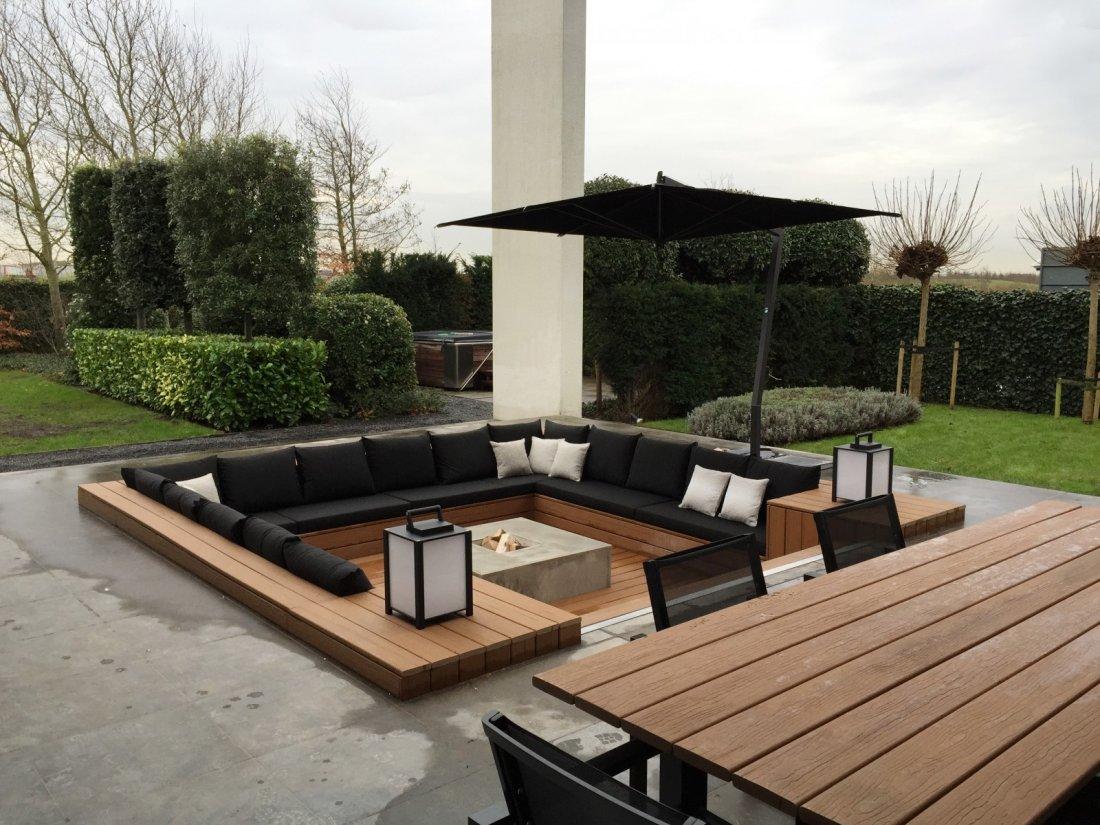 Villa noord holland modern van buiten luxe van binnen - Buiten villa outs ...